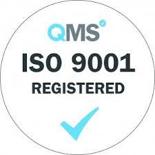 QMS ISO Registration Logo