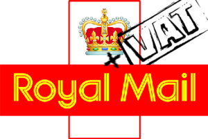 Royal Mail now charge VAT