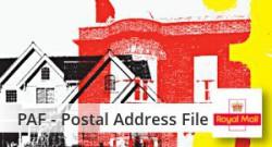 PAF - Postal Address File