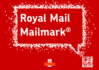 QR Code and Mailmark logo