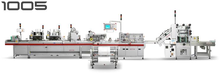 sitma 1005 polywrapping machine