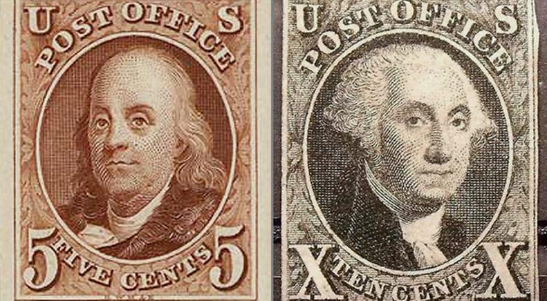 Franklin US Stamps