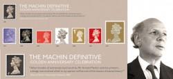 Machin Stamp