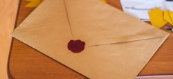 Wax Envelope