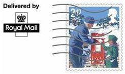 Royal Mail 2018 Christmas Stamp